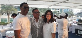 Pictures From Pastor Biodun Fatoyinbo All-White Birthday Party In Dubai
