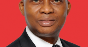Kennedy Uzoka, incoming Group Managing Director of UBA Group