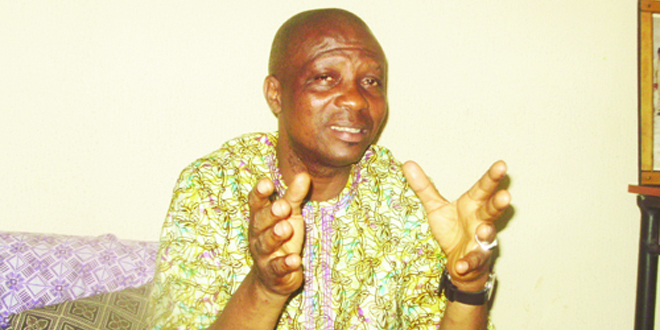 Chairman of Ogun State chapter of the Peoples Democratic Party