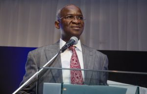 Premium Exclusive ! Babatunde Fashola in N166 billion contract mess.