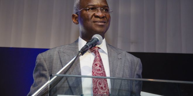 Babatunde Raji-Fashola, Minister of Power Work and Housing