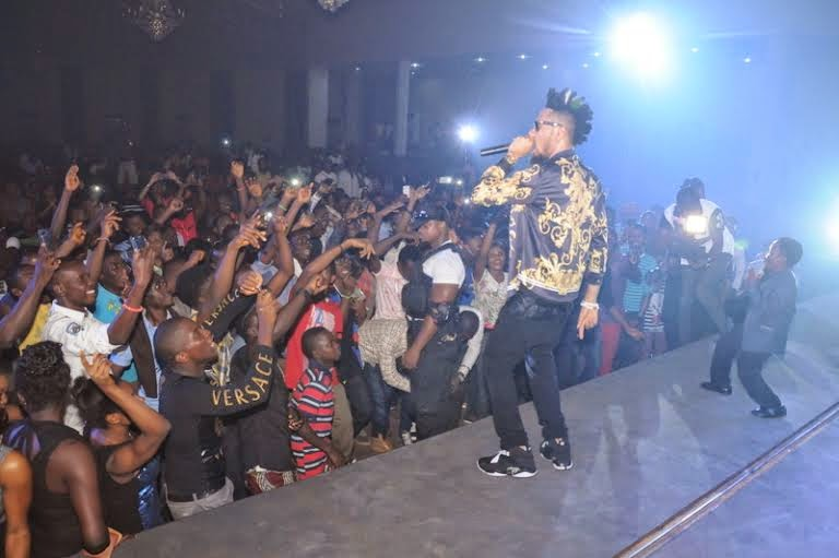 Phyno's Home Town Concert: Success or Flop? - The Octopus News