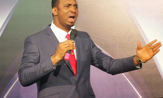 Dr. Chris Okafor