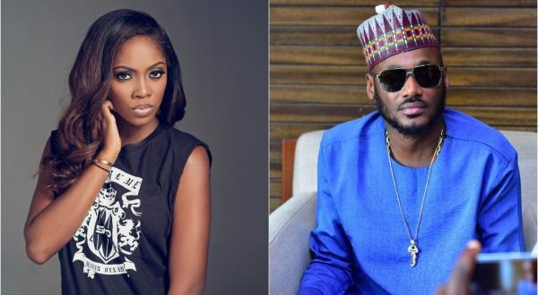 Tiwa Savage and 2face