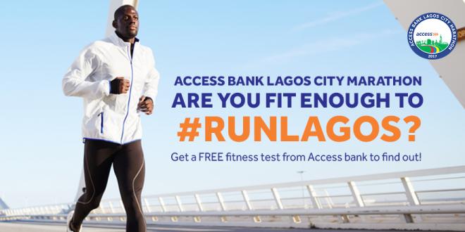 Access Bank Lagos City Marathon