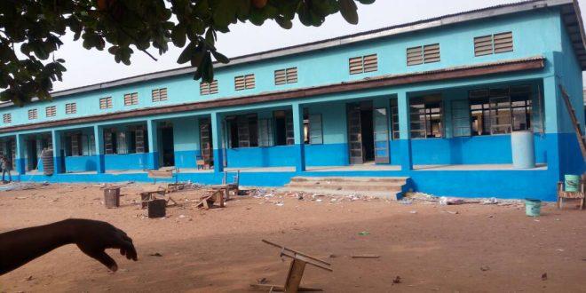 Iganmode Grammar School