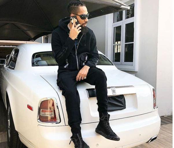 Big Boy Status: Phyno Picks Rolls Royce Phantom