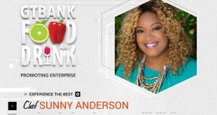 Sunny Anderson