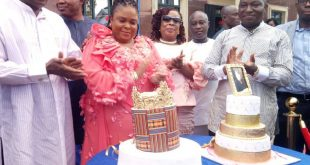 Pictures From Patience Jonathan's 53rd Birthday