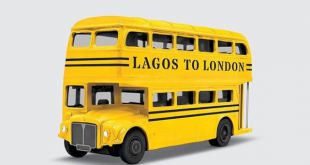 'Lagos To London'